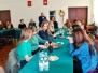 Młodzież z Kielc i Chmielnika z wizytą w Gminie Łoniów