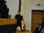 Nauczycielka Szkoły Podstawowej  im. Św. Jana Pawła II w Łoniowie z tytułem doktora