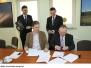 Podpisanie umowy na ORLIKI