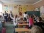 Wolontariusze z zagranicy gościnnie w naszej szkole !