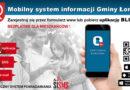 Gmina Łoniów – Mobilny system powiadomień w twoim telefonie