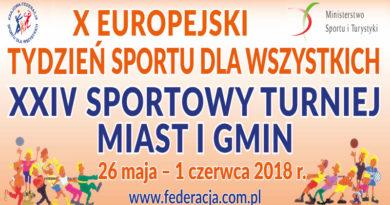 Europejski Tydzień Sportu 2018
