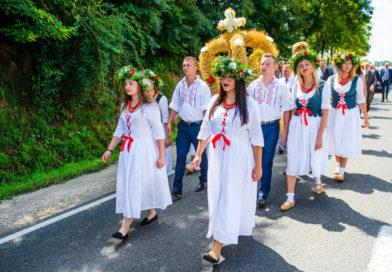 Udane Święto Plonów w Gminie Łoniów