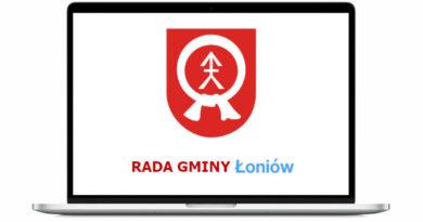 Sesja Rady Gminy Łoniów Nr XVII z dnia 24.07.2020