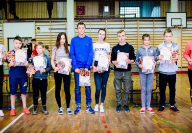 XVIII Gminnym Turnieju Tenisa Stołowego