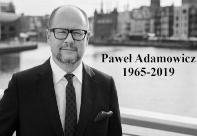 Ku pamięci Ś.P. Pawła Adamowicza prezydenta Gdańska