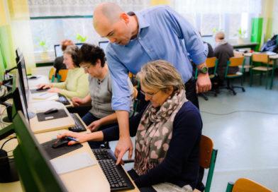 Obsługa komputera oraz Internetu im nie straszna