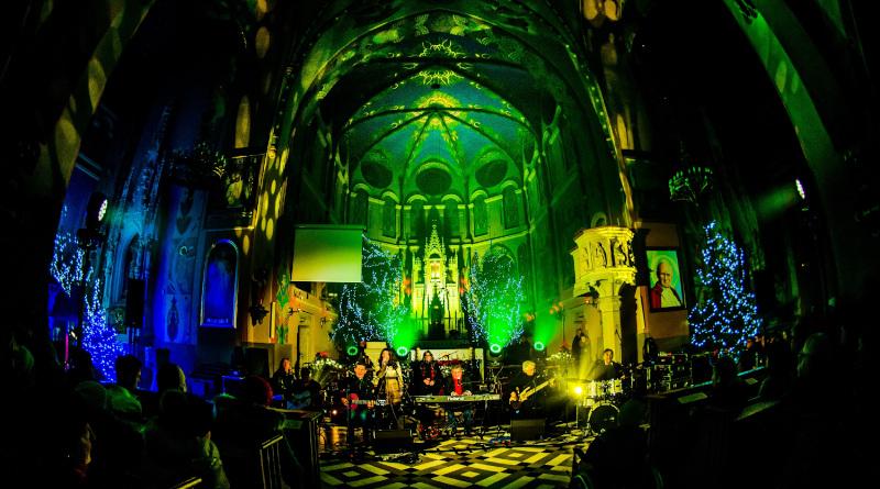 Skaldowie z koncertem kolęd u Zmartwychwstańców w Sulisławicach