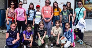 Plener artystyczny dla Pracowni Plastycznej GOK-u w Łoniowie