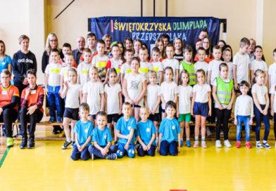I Świętokrzyska Olimpiada Przedszkolaka